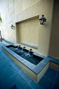 Residential Suite Fountain