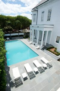Relaxation Personified - Poolside At Melrose Mansion