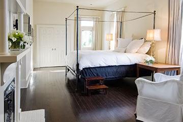 Rooms & Suites | Melrose Mansion